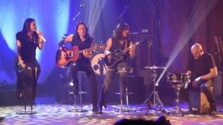 Tarja - Until Silence/The Reign/Mystique Voyage/House of Wax (acoustic) @Aula Magna (04.11.2016)