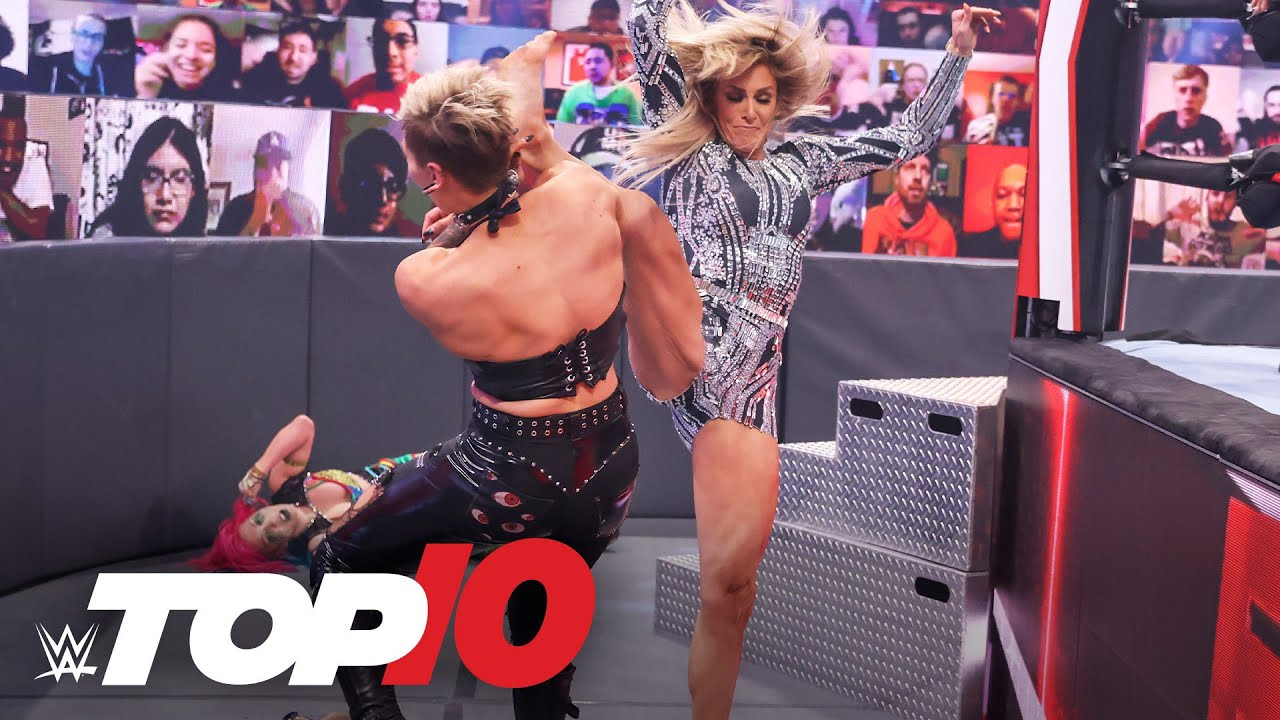Top 10 Raw moments: WWE Top 10, April 12, 2021
