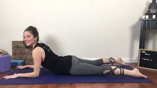 Yoga Class - Heart Activation