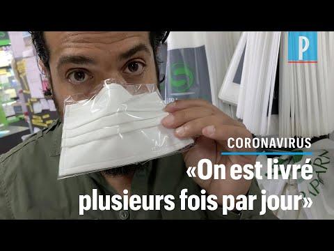 Coronavirus: les masques alternatifs débarquent en pharmacie