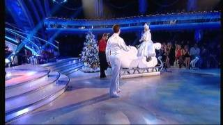 Su Pollard - Strictly Come Dancing Christmas Special 2011