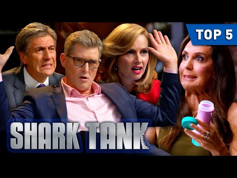 5 Products With Massive Financial Backing   Compilation   Shark Tank AUS
