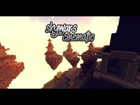 Minecraft: SKYWARS CINEMATIC #1