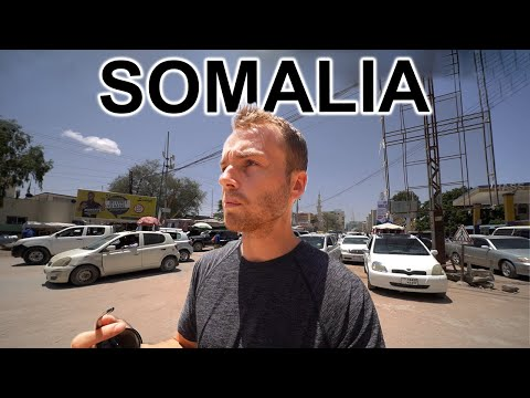 INSIDE SOMALIA - OCTOBER 2019 (Not what I expected)