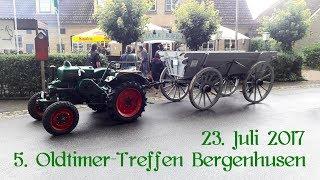 Oldtimer-Treffen Bergenhusen 2017