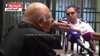 """بالفيديو.. حسنين عبيد: فريد الديب بيعمل عمرة فى باريس.. والديب يرد: """"إنت أعجز منى"""""""