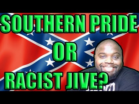 IS THE CONFEDERATE FLAG A RACIST RELIC OR SOUTHERN PRIDE?