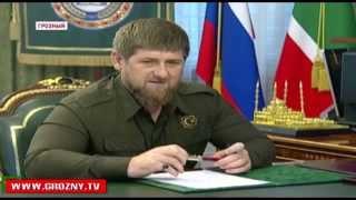 Рамзан Кадыров и Джамбулат Умаров обсудили результаты визита чеченской делегации в Китай(, 2015-10-15T10:28:32.000Z)