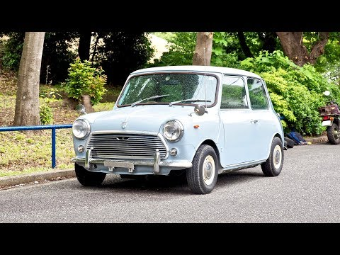 1994 Rover Mini.. Cooper? (Canada Import) Japan Auction Purchase Review