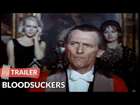 Bloodsuckers 1970 Trailer HD | Incense for the Damned | Peter Cushing