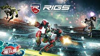 《RIGS:機械化戰鬥聯盟 RIGS Mechanized Combat League》PS VR 遊戲介紹