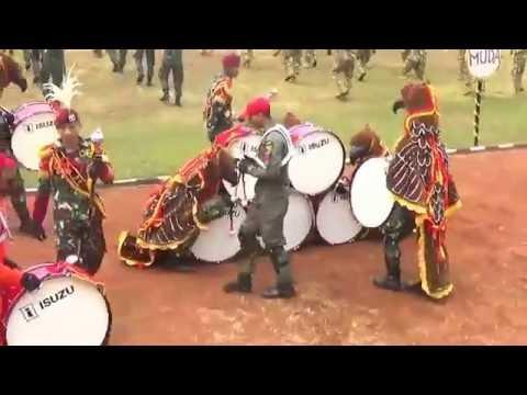 Dram Band Wira Amur Penutupan Ospec Undip 2016