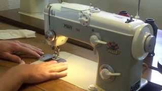Sewing for guys: sewing machine basics part 1