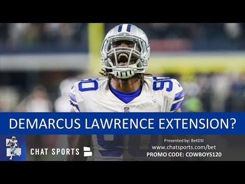 Dallas Cowboys Q&A: DeMarcus Lawrence Extension, Byron Jones Contract, Sean Lee Trade & David Irving