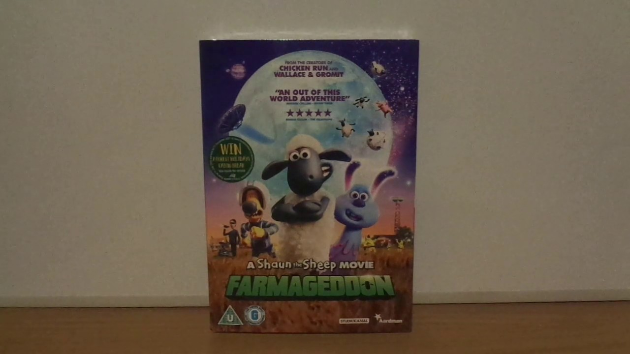 Kung Fu Panda 2 And Open Season 3 Uk Dvd Unboxing By Samdjanreviews