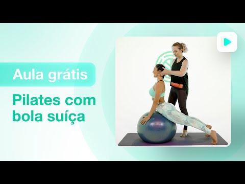 Namu Pilates - Pilates em casa: Pilates com bola suíça | T02E06