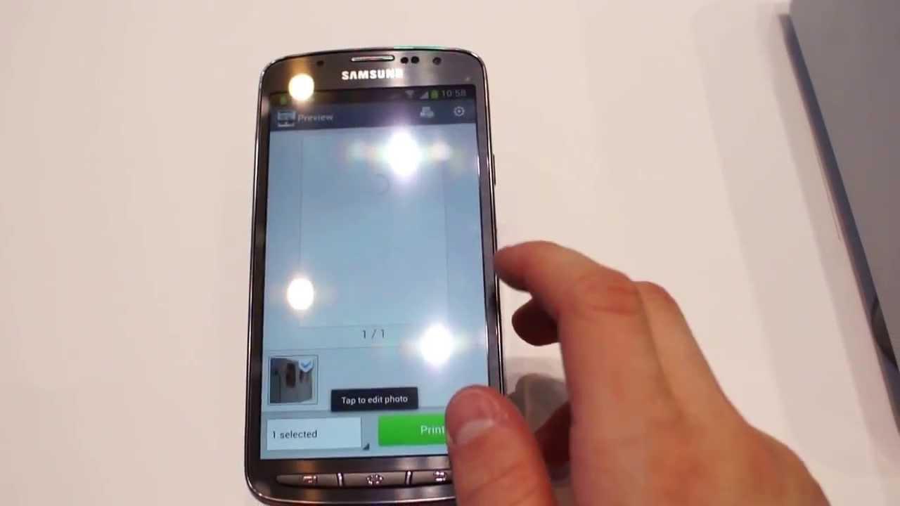 Drucken vom Handy – so klappt's