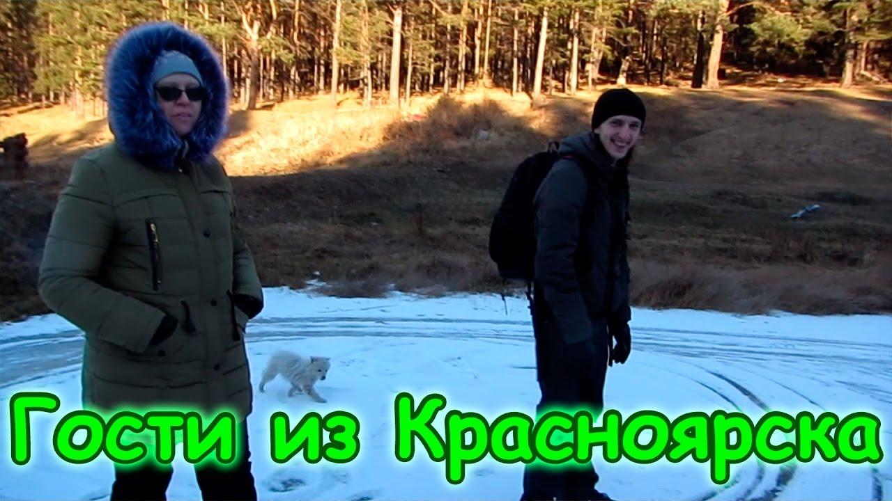 Семья Бровченко. К нам приезжали гости из Красноярска. (11.16г.) (рел.)