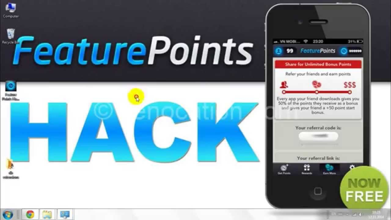 How To Get Points Fast on Feature Points | Feature Points Hack 2015