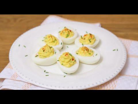 Gevulde eieren maken - Allerhande