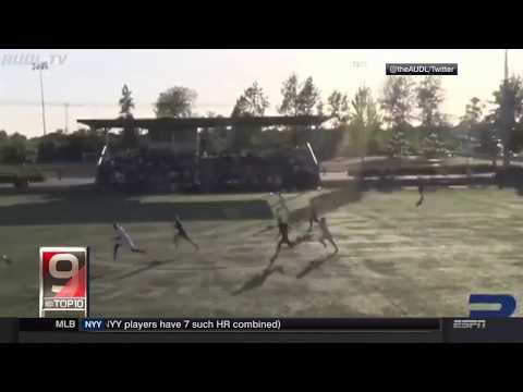 Vancouver's Gagan Chatha & Helen Thompson Make #9 on SportsCenter Top 10