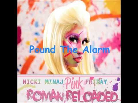 Pound The Alarm (Speed Up)