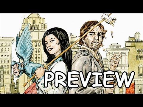 Комикс-обзор на Fables / Сказания [Preview]