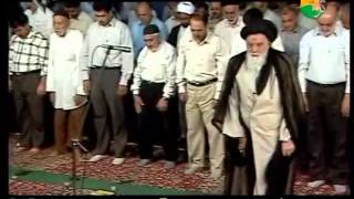 Ayatollah Yasrebi Prayer