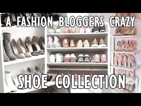♥ MY FULL SHOE COLLECTION 2018 ♥