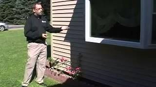 Siding, Bay Window and Overhang Installation