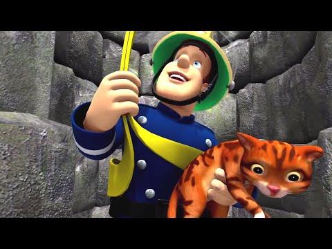 Fireman Sam New Episodes   Saving Lion - Pet Rescue   Fireman Sam Collection 🚒 🔥 Kids Movies