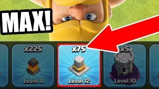 100% COMPLETE!! 🔥 WE MAXED THEM ALL!! 🔥 Clash Of Clans