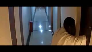 Призрак вандал терроризирует женщину отвратительным образом