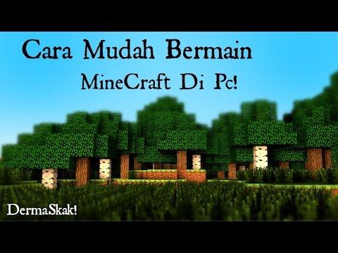 Cara Mudah Untuk Main Minecraft PC Free!
