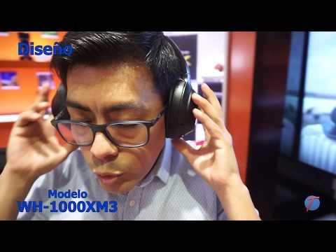 Audífonos WH-1000XM3 Sony Tutorial / Wireless Headphone / Sony Review