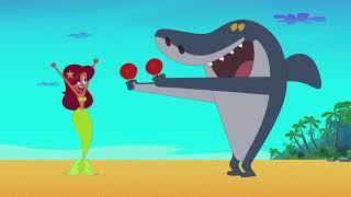 Зиг и Шарко | Зиг-вегетарианец с02э71 | русский мультфильм | дети видео | мультфильмы |