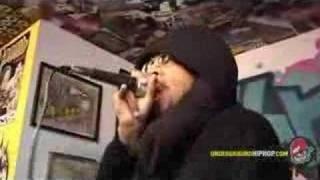 Mr. Lif - 'Brothaz (Live At UGHH.com - 3/8/07)'