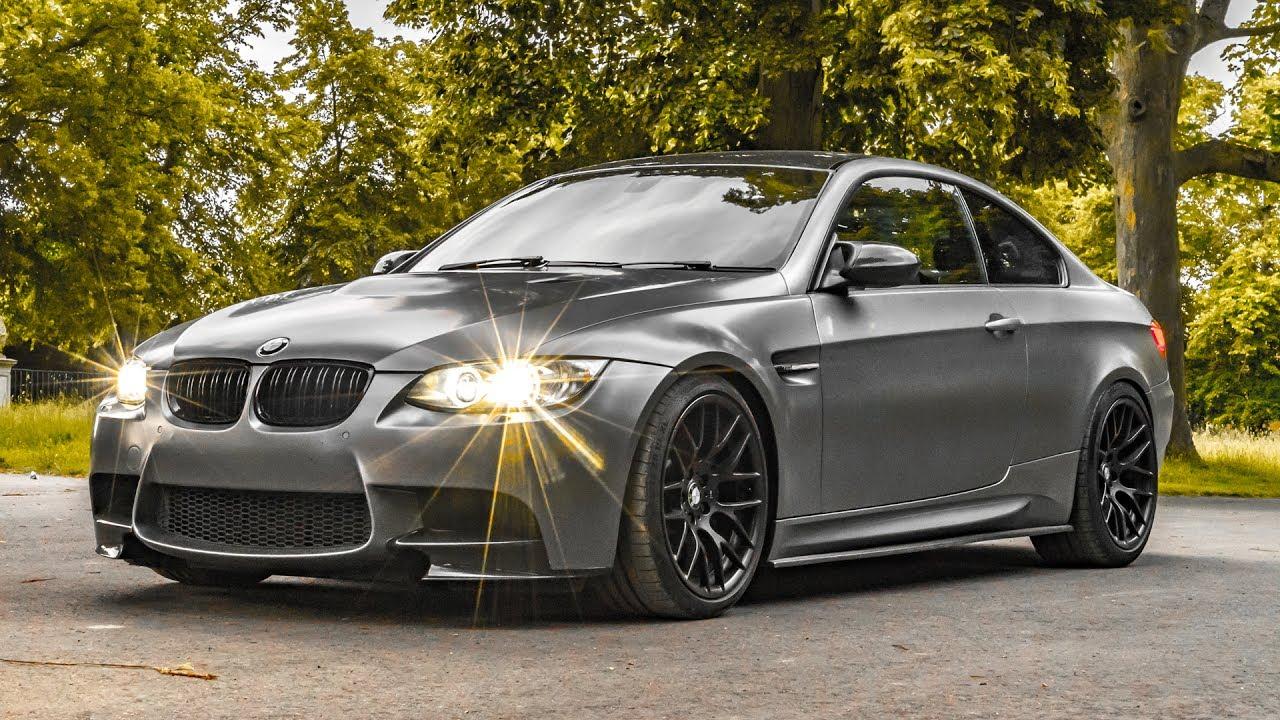 BMW E92 M3 CP - POV DRIVE | SUPERSPRINT EXHAUST - YouTube