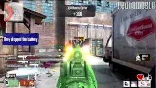 Gotham City Impostors  (22-2) Psych Warfare