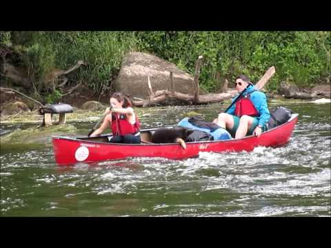 RIVER WYE CANOEING GUIDE BOOK