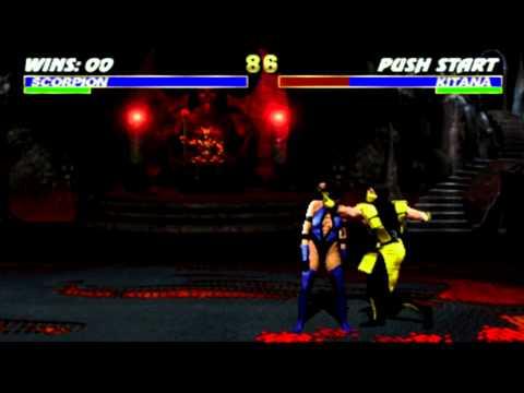 "Ultimate Mortal kombat 3 ""TOASTY"""