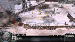 Company of Heroes 2 Gameplay: People
