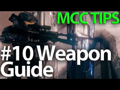 MCC Tips #10 Weapon Guide   Tips & Tricks Halo Master Chief Collection