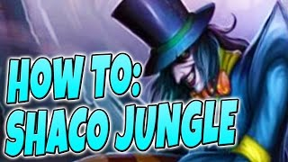 HIGHEST WIN% KOREAN JUNGLER - How to Play Shaco Jungle in Season 7 - League of Legends