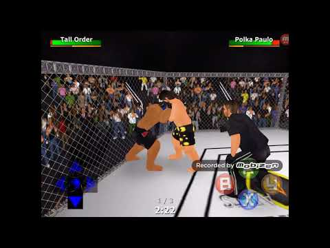MMA Series 05 Polka Paulo vs Tall Order