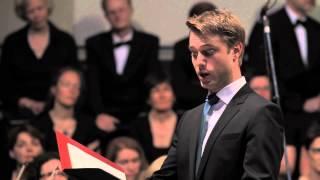 "J.S. Bach, Kantate BWV 30: Nr. 2 Recitativo & Nr. 3 Aria ""Gelobet sei Gott"" | Kay Johannsen"