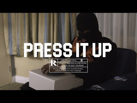 "Moncler Mellz - ""Press It Up"" (Music Video)"