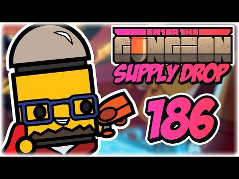Lord of the Jammed | Part 186 | Let's Play: Enter the Gungeon: Supply Drop | Hunter PC Gameplay