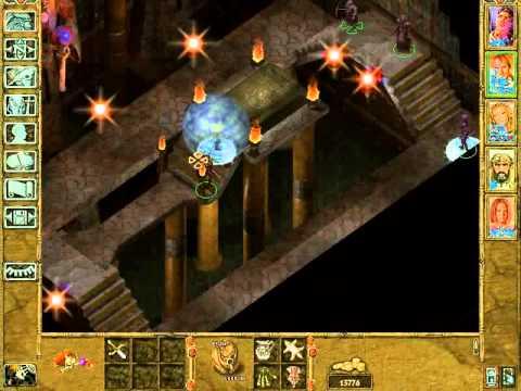 Let's Play the Baldur's Gate Saga - BG II - Killing Kangaxx The Dastardly Demi-Lich Of Doom - 227