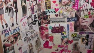 How to: Collage Your Wall